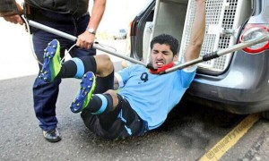 Luis Suarez funny 4
