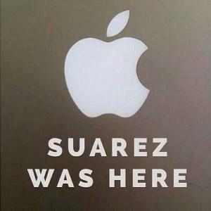 Luis Suarez funny 5